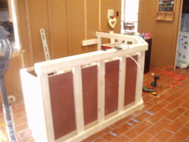 Outdoor Bar Plans Designs Free | DIY Woodworking